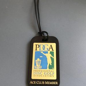 PDGA-ACE-Club-Member-Bag-Tag