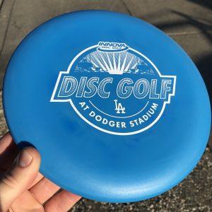 Disc-golf-at-dodger-stadium-dx-aviar