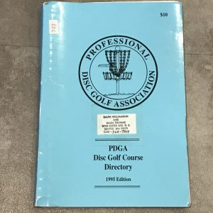 1995-PDGA-course-directory