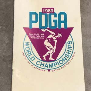 1989-PDGA-World-Championships-program