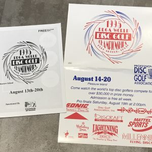 1995-PDGA-world-disc-golf-championships-poster-&-program