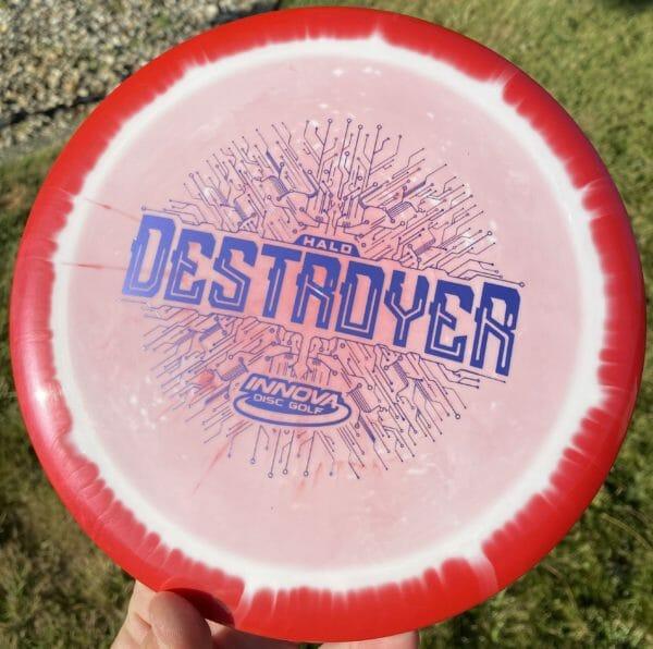 Halo-Destroyer